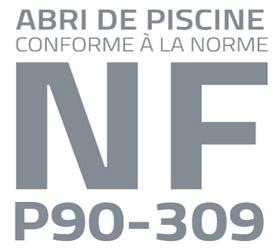 Certifié conforme à la norme NF P90-309