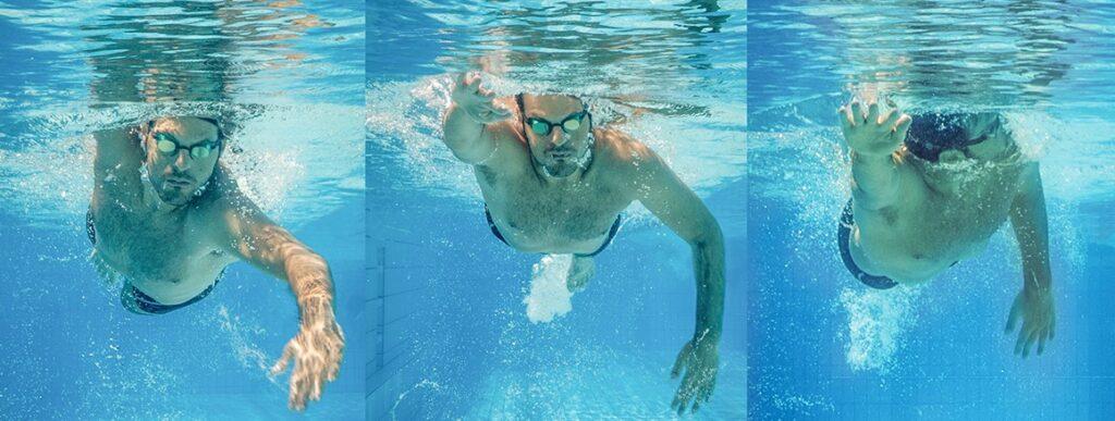 NCC (nage à contre-courant)
