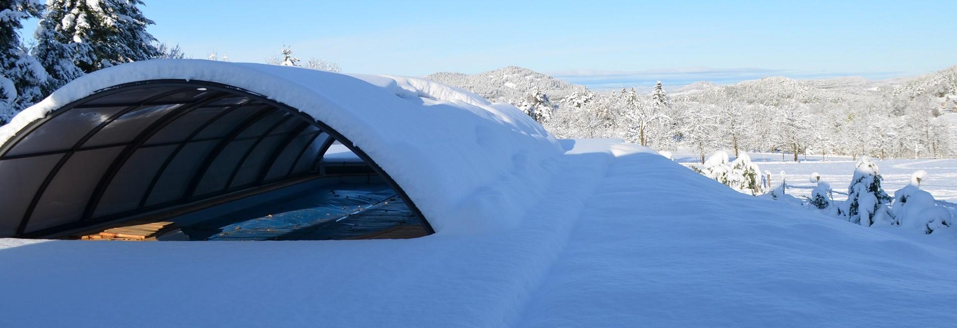 Comment hiverner ma piscine ?