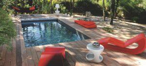 Les mini-piscines
