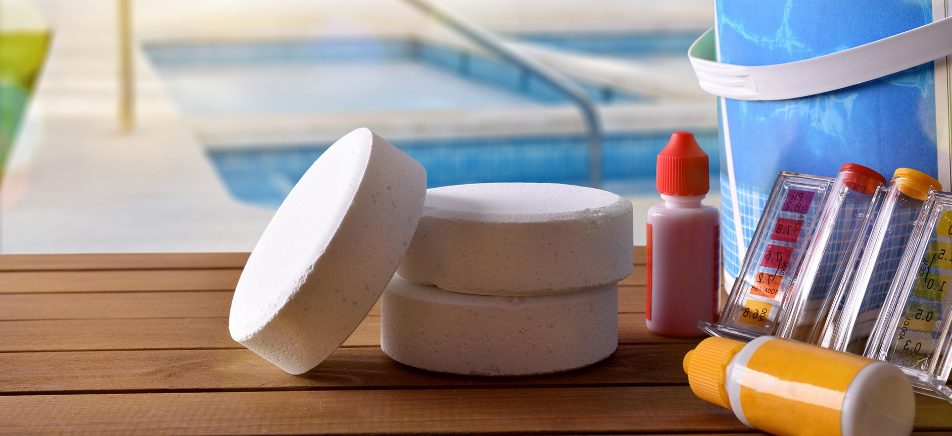 quels traitements utilisés pour ma piscine