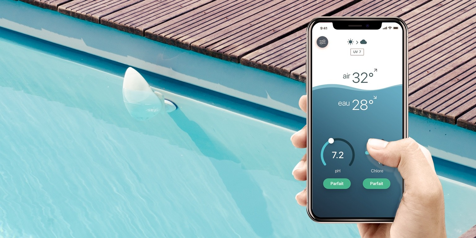 domotique pour piscine