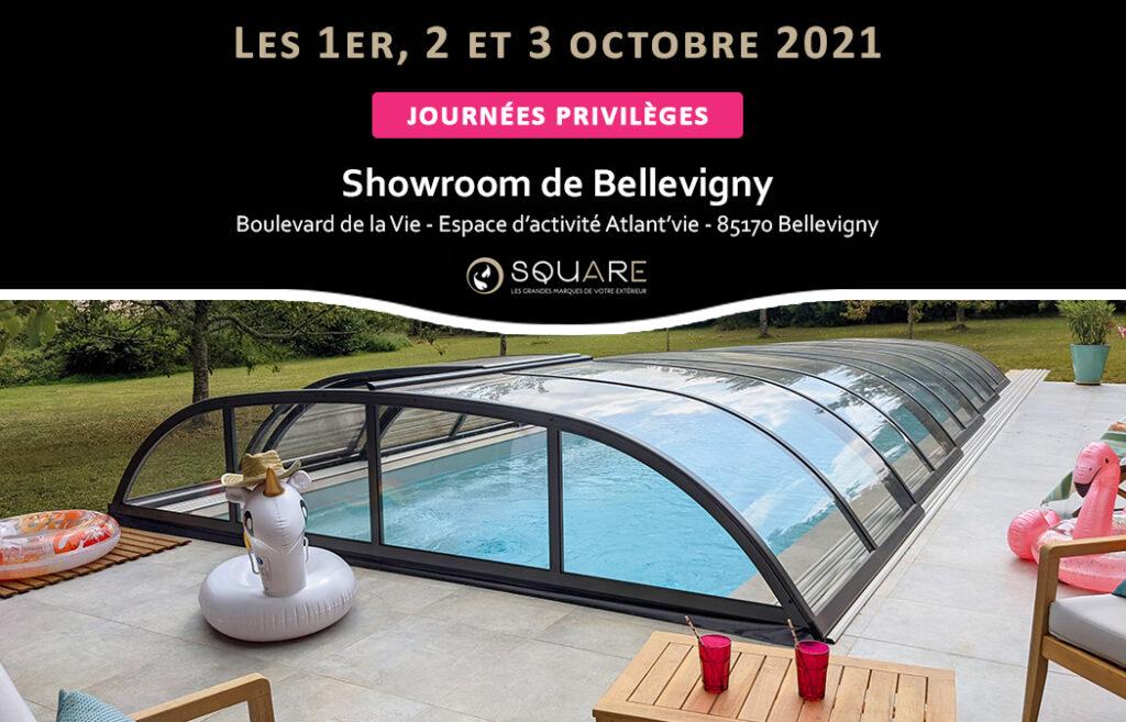 portes ouvertes Bellevigny Octobre 2021
